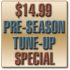 Pre-Season Tune-Up Special